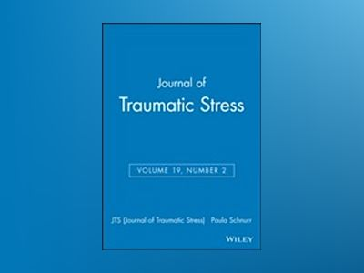 Journal of Traumatic Stress, Volume 19, Number 2 av  JTS