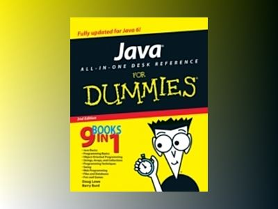Java All-In-One Desk Reference For Dummies, 2nd Edition av Doug Lowe