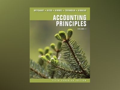 Accounting Principles Part 1, 5th Canadian Edition av Jerry J. Weygandt