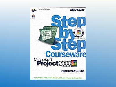 Microsoft Project 2000 Step by Step Courseware Trainer Pack av Carl Chatfield