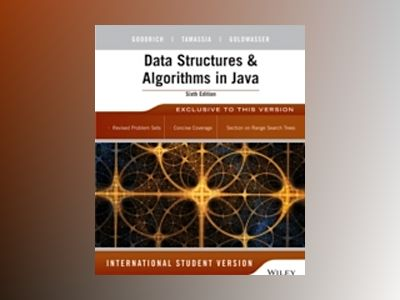 Data Structures and Algorithms in Java 6th Edition International Student Ve av Michael T. Goodrich