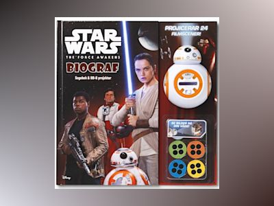 Star Wars : the force awakens - biograf (sagobok & BB-8 projektor) av Star Wars : the force awakens - biograf (sagobok & BB-8 projektor)
