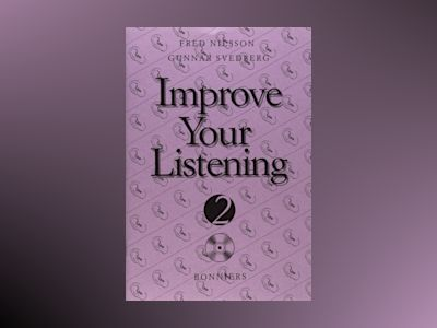 Improve Your Listening 2 inkl. cd Kurs B (5-pack) av Fred Nilsson