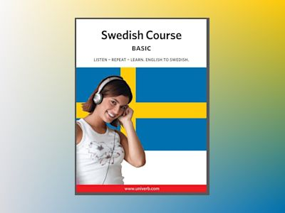 Ljudbok Swedish course basic