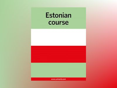 Ljudbok Estonian Course