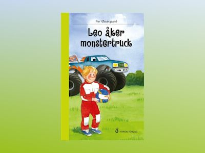 Ljudbok Leo åker monstertruck