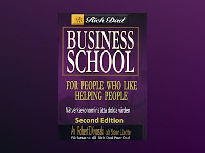 Ljudbok Business School - For people who like helping people