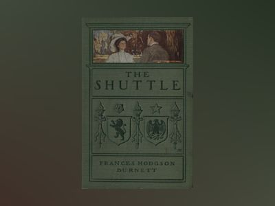 Ljudboken The Shuttle av Frances Hodgson Burnett