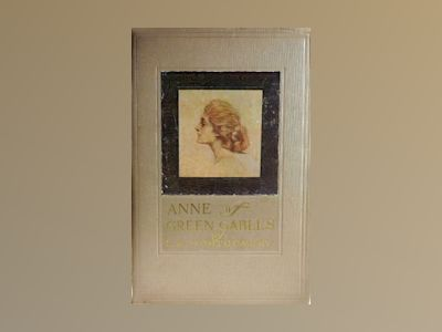 Ljudbok Anne of Green Gables