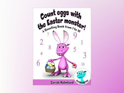 Ljudbok Count eggs with the Easter monster! A Counting Book from 1 to 10