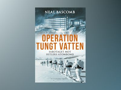 Ljudboken Operation tungt vatten