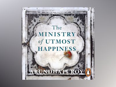 Ljudbok The Ministry of Utmost Happiness: 'The Literary Read of the Summer' - Time