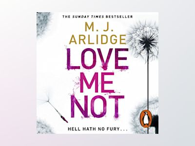 Ljudbok Love Me Not: DI Helen Grace 7