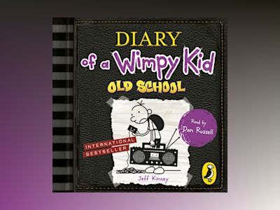 Ljudbok Diary of a Wimpy Kid: Old School