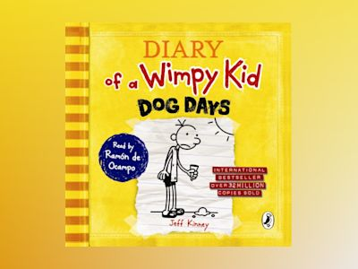 Ljudbok Dog Days (Diary of a Wimpy Kid book 4)