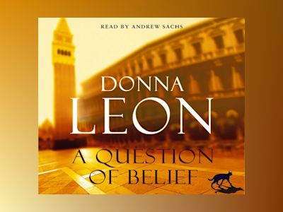 Ljudbok A Question of Belief: (Brunetti 19)