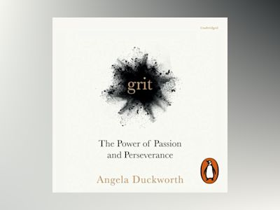 Ljudboken Grit: The Power of Passion and Perseverance
