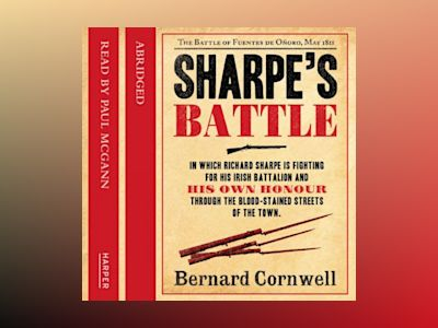 Ljudbok Sharpe's Battle: The Battle of Fuentes de Oñoro, May 1811 (The Sharpe Series, Book 12)
