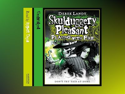 Ljudbok Playing With Fire (Skulduggery Pleasant, Book 2)