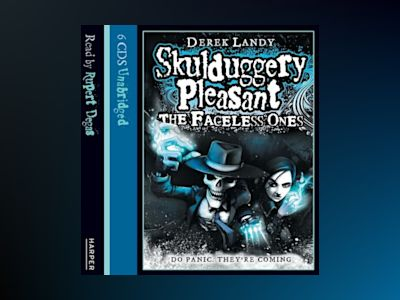 Ljudbok The Faceless Ones (Skulduggery Pleasant, Book 3)