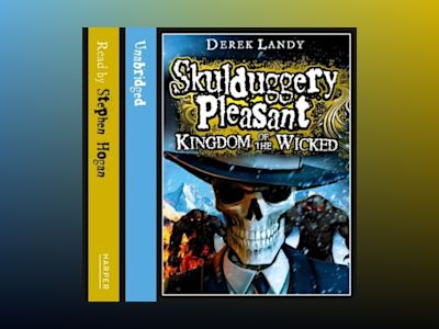 Ljudbok Kingdom of the Wicked (Skulduggery Pleasant, Book 7)