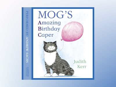 Ljudbok Mog's Amazing Birthday Caper: ABC