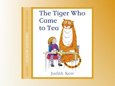 Ljudbok THE TIGER WHO CAME TO TEA