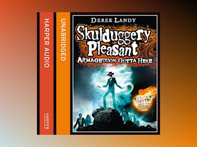 Ljudbok Armageddon Outta Here - The World of Skulduggery Pleasant