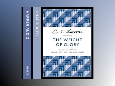Ljudbok The Weight of Glory: A Collection of Lewis' Most Moving Addresses