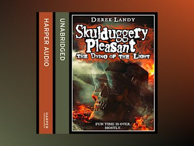 Ljudbok The Dying of the Light (Skulduggery Pleasant, Book 9)