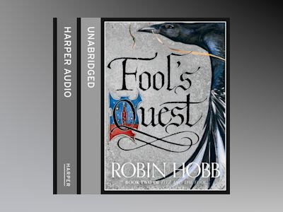 Ljudbok Fool's Quest (Fitz and the Fool, Book 2)