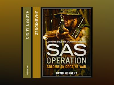 Ljudbok Colombian Cocaine War (SAS Operation)