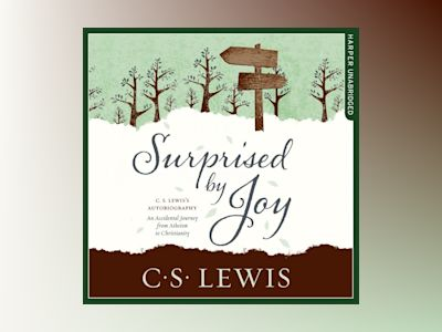 Ljudbok Surprised by Joy (C. S. Lewis Signature Classic)
