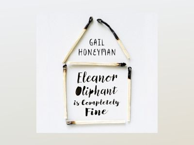 Ljudbok Eleanor Oliphant is Completely Fine
