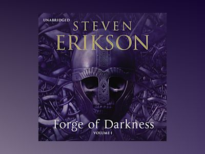 Ljudboken Forge of Darkness: Epic Fantasy: Kharkanas Trilogy 1