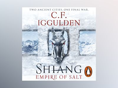Shiang: Empire of Salt Book II - For fans of Joe Abercrombie