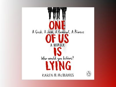 Ljudboken One Of Us Is Lying: the bestselling thriller