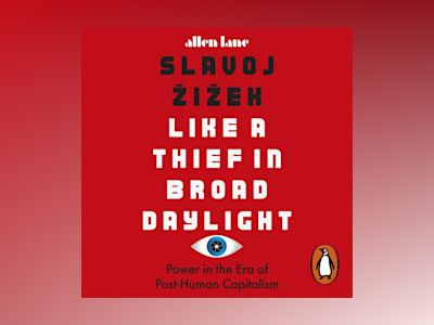 Ljudboken Like A Thief In Broad Daylight: Power in the Era of Post-Humanity