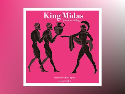 Ljudbok King Midas: Greek Mythology