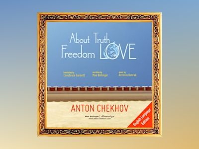 Ljudbok About Truth, Freedom and Love