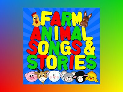 Ljudbok Farm Animal Songs & Stories