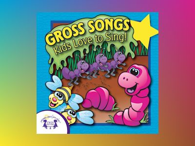 Ljudbok Gross Songs Kids Love
