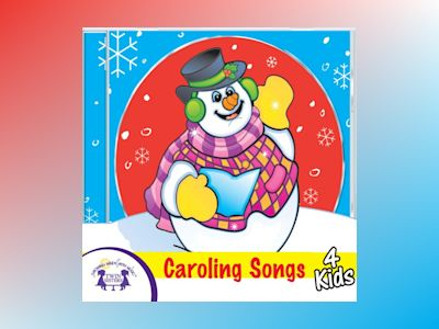 Ljudbok Caroling Songs 4 Kids