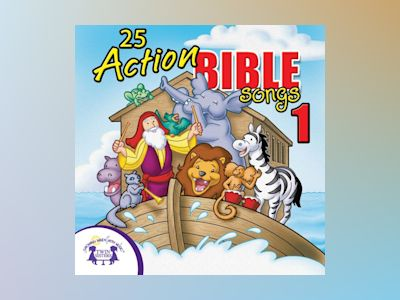 Ljudbok 25 Action Bible Songs 1