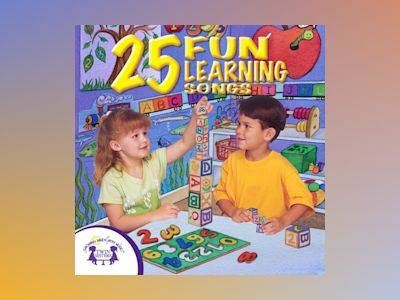 Ljudbok 25 Fun Learning Songs