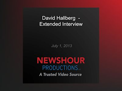 Ljudbok David Hallberg - Extended Interview