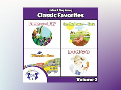 Ljudbok Listen & Sing-Along Classic Favorites
