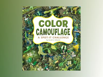 Ljudbok Color Camouflage: A Spot-It Challenge