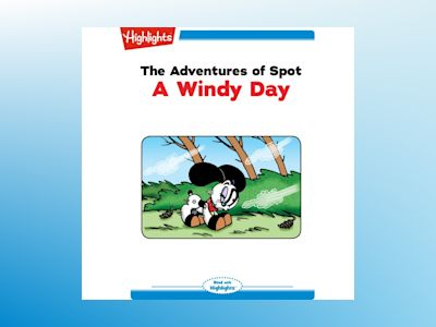 Ljudbok The Adventures of Spot: A Windy Day: Read with Highlights