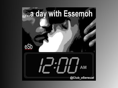 Ljudboken A Day with Essemoh: Early Afternoon